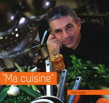 Didier Soulier Livre de Cuisine ma cuisine hostellerie du prieuré saint-quirin lettenbach retaurant