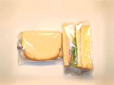ハムチーズサンド