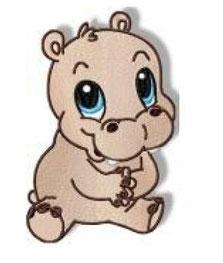 BABY HIPPO SERIE 1