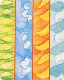 Tarot des Quatre Éléments - Dos
