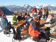KOLPING GESELLIG: Gipfeleinkehr