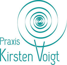 Logodesign für die Praxis Kirsten Voigt in Düsseldorf