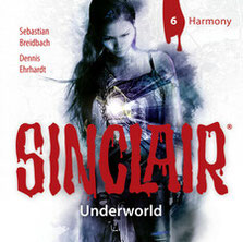 CD Cover Sinclair Underworld - Harmony