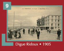 Digue Ridoux ° 1905
