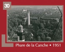 Phare de la Canche . 1951