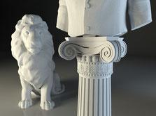 Complesso scultoreo