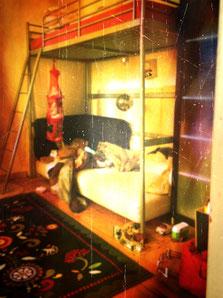Das Zimmer meines Kindes. Thema des Rundbrief VEID e.V. 2015 und der Aktion Lichtpunkt 2016