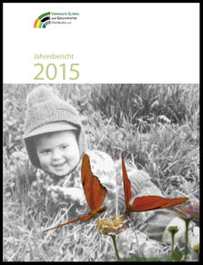 Deckblatt Jahresbericht 2015