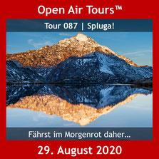 Tour 087 | Spluga!