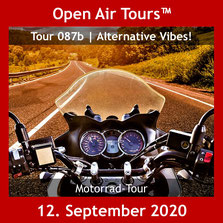 Tour 087b | Alternative Vibes!