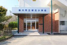 H25掛川市立城北小学校耐震補強
