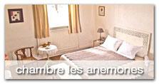 Chambre les Anemones