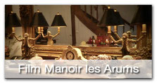 Film Ambiances du Manoir les Arums