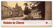 Petite histoire de Citerne