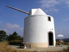 Mühle im Alentejo Outeiro dos Ventos