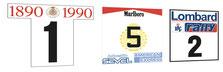 plaques numers car doors rally marlboro montecarlo rac