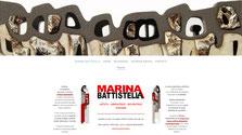 www.marinabattistella.com - Artista interior designer
