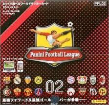 Panini Football League 2013 - PFL02 - Couverture Album