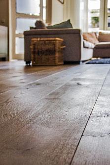 Houten planken foto van Design Vloeren Nijkerk