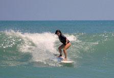 Cours de surf intermédiaire Bali Seminyak