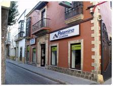 Calle Cielo 96 y 98 Muebles Arturo Palomino