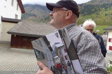 Buchautor und Fotograf Markus Zünd