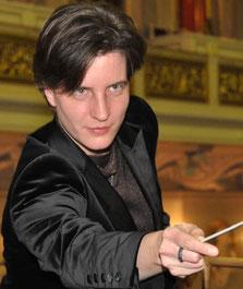 Christiane Silber, Dirigentin,
