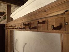 Haken im Malye Korely Freilichtmuseum