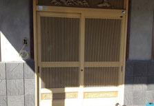 引戸・引違い戸の写真