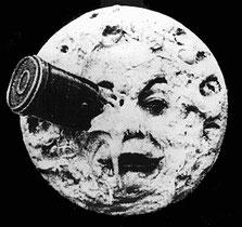 Voyage dans la lune - Georges Melies