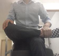 座りすぎた後に腰痛がとれない理由