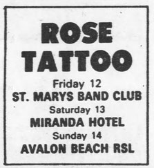 Tour AD -  Friday 10. May '85 - Sydney Morning Herald  - Page 45