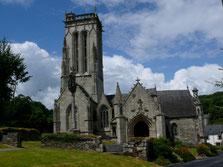 Chapelle de Saint-Herbot en Plonevez-du-Faou