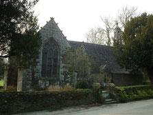 Chapelle Notre-Dame du Crann, Spezet