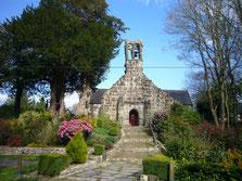 Chapelle du Moustoir, Châteauneuf-du-Faou