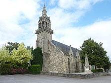 Eglise Saint-Telo, Landeleau