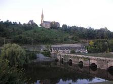 Site de Penn ar Pont, Châteauneuf-du-Faou