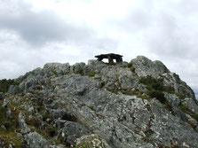 Karreg an Tan, la Roche du Feu, Gouezec