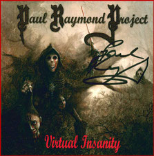 PAUL RAYMOND PROJECT - Virtual Insanity (2008)