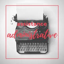 assistance administrative, démarches, classement, organisation, rédaction