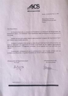Responsabile Nazionale AICS KRAV MAGA Massimiliano Marsala.