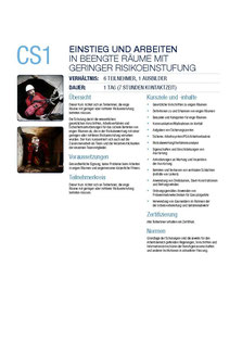 CS1 Kurs Capital Safety