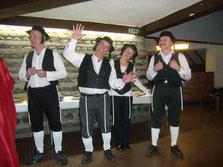 Juste pour un soir et un anniversaire, danses gasconnes en Rabbi Jacob !