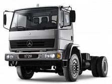 Mercedes Benz Atron