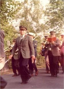 Emil Curt Kunz - Blütenfest 1976