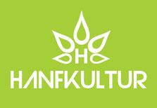 Logo der Firma Hanfkultur. Der CBD Cannabis Verband der Schweiz