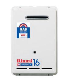Rinnai Infinity Water Heater