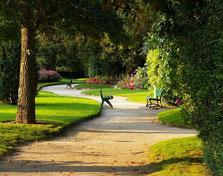 Jardin Botanique, Coutances