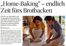 Homebacking - Brotbacken zu Hause