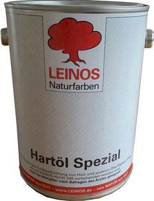 Hartöl Spezial von Leinos